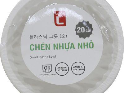 (CL) Chén nhựa nhỏ