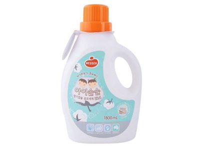 Nước Giặt Xả Wesser Hương Cotton Chai 1.8L