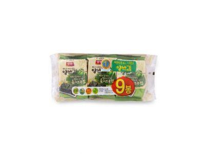 Rong Biển Ăn Liền Olive Dongwon (9 Gói x 5G)