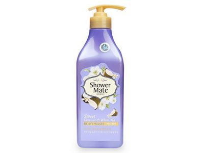Sữa Tắm Shower Mate Sweet Coconut & White Tea Body Wash 550G