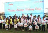LOTTE Mart phối hợp với Báo Tuổi Trẻ mang trăng sáng Trung thu lên cho trẻ em vùng cao
