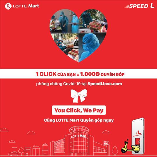 SpeedL Love cùng LOTTE Mart