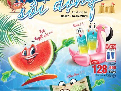 Mùa hè sôi động 01.07 - 14.07.2029