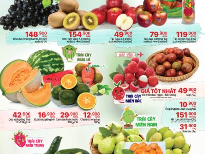 Lễ hội trái cây 17.06 - 30.06.2020