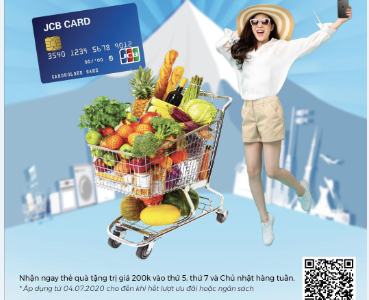 Lướt JCB Săn deal HOT LOTTE Mart