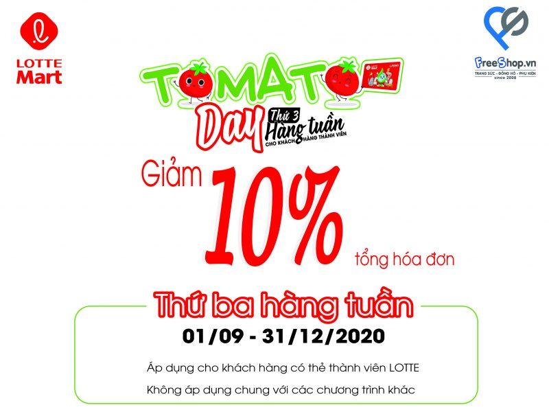 FREESHOP - TOMATO DAY