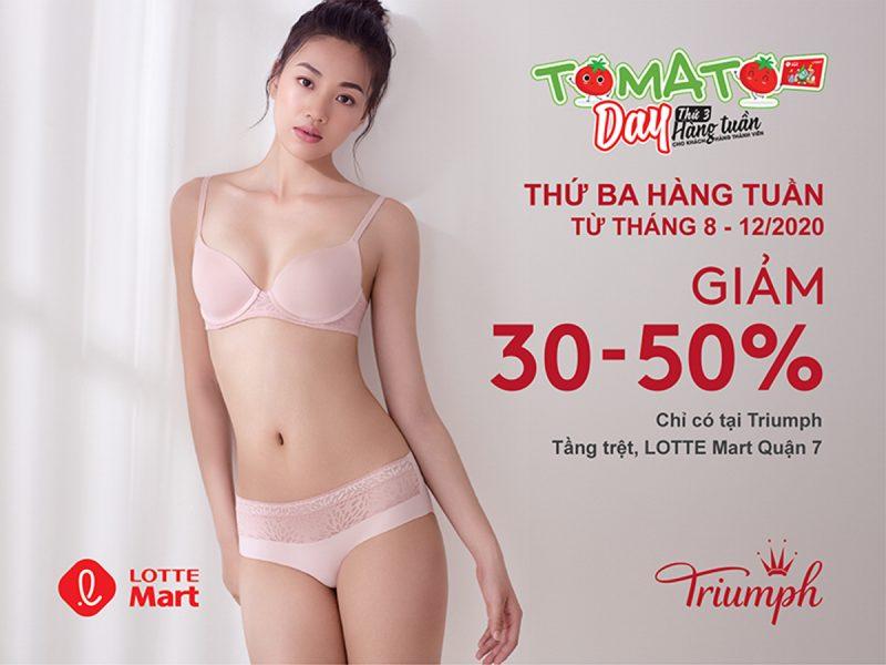 TOMATO DAY - SALE 30 ~ 50%