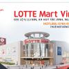 Cho thuê mặt bằng tại LOTTE Mart Vinh