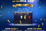 Trải nghiệm MIỄN PHÍ xu hướng mua sắm mới trên thế giới ngay tại LOTTE Mart Nam Sài Gòn và LOTTE Mart Tân Bình.