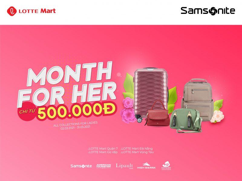 💗 MONTH FOR HER - Ưu đãi tất cả BST dành cho Nữ chỉ từ 500,000đ