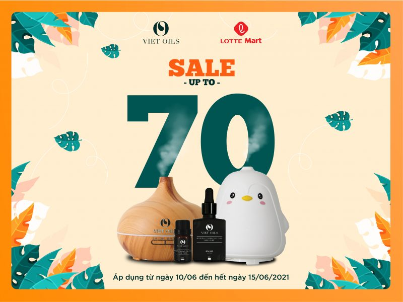 Vietoils - Sale up to 70%